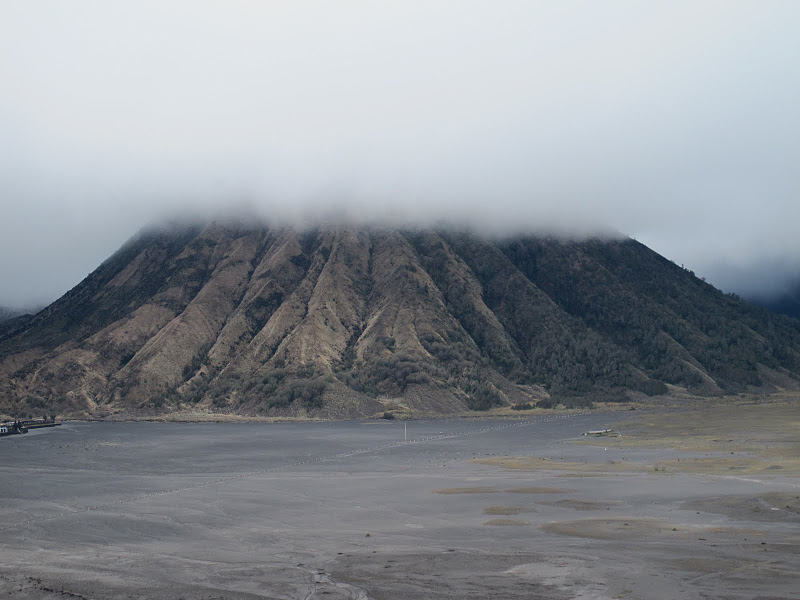 Bromo - Protected nature reserve