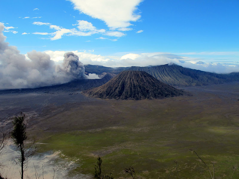 Bromo - Scenic tourist destination