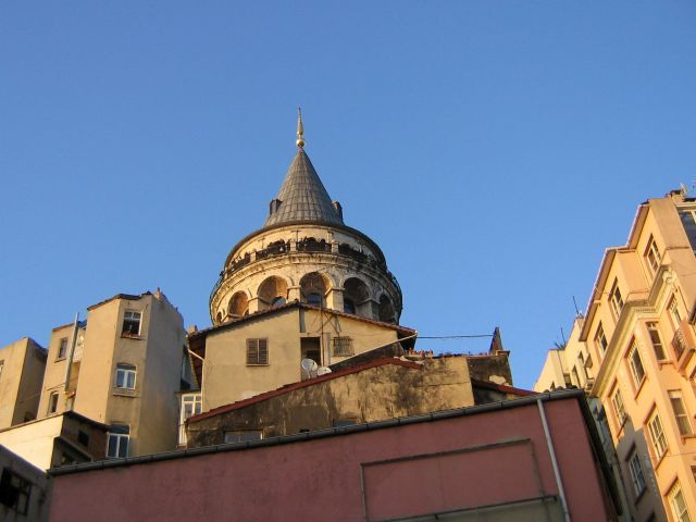 Galata Tower - Turchish beauty
