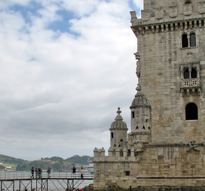 The Tower of Belem - Great maritime discovery