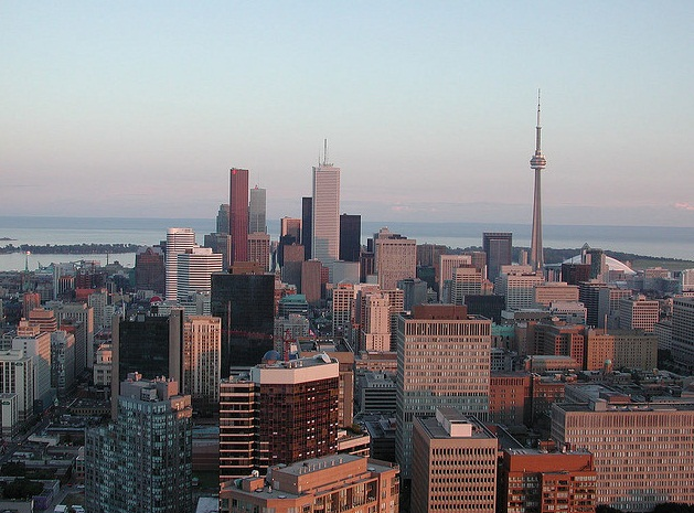 The CN Tower, Toronto - One of the safest buildings in the world