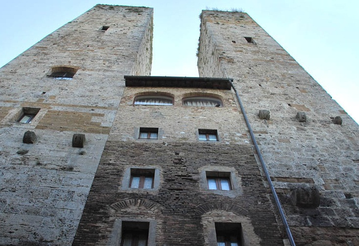 The Towers of San Gimignano, Italy - Majestic towers