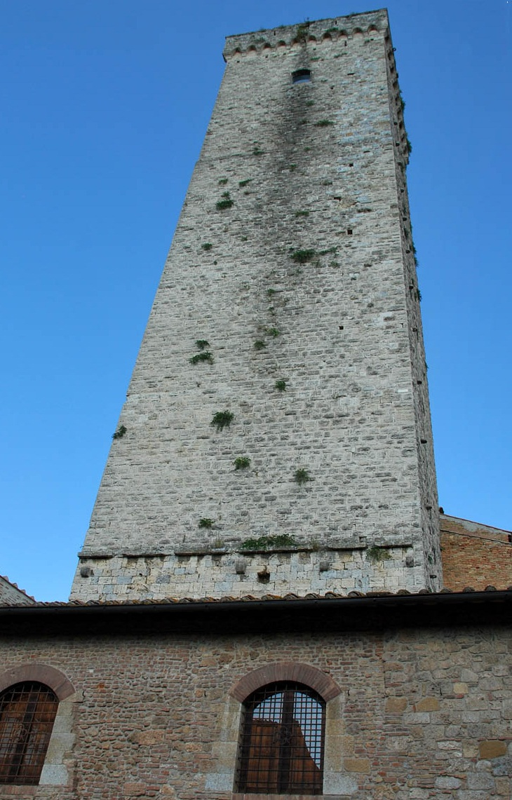 The Towers of San Gimignano, Italy - Medieval skyscraper