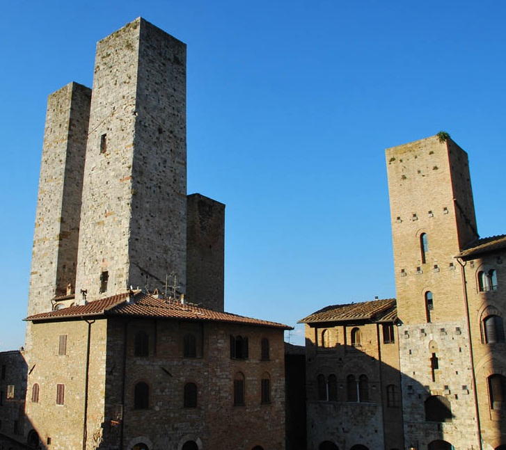 The Towers of San Gimignano, Italy - Unique towers