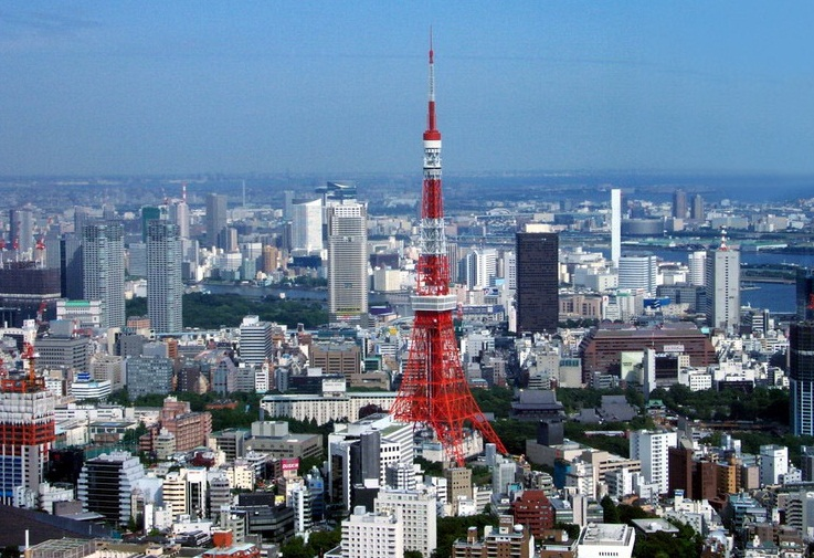 The Tokyo Tower - Fascinating tower