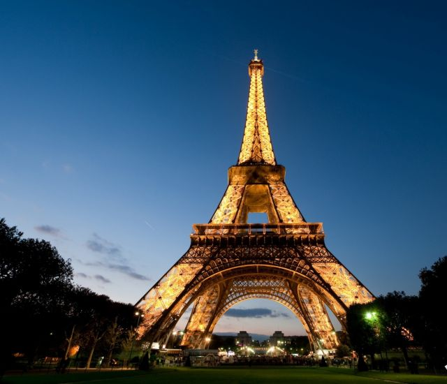 The Eiffel Tower - Granduos tower