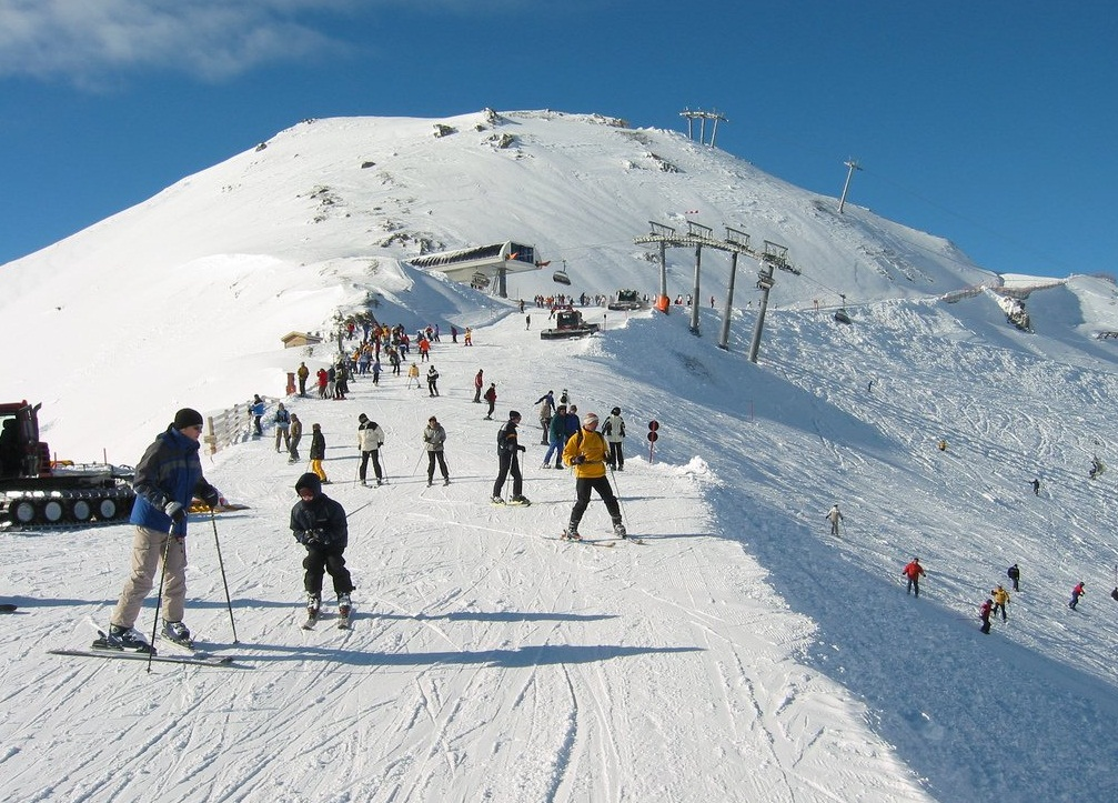 Ischgl, Austria - Perfect slopes for skiers