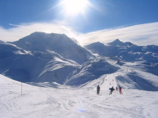 Val Thorens, France - Delightful winter resort