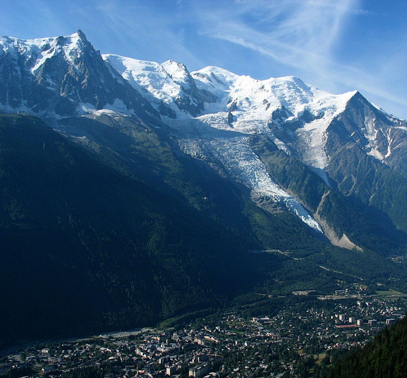 Chamonix, France - Exceptional natural area