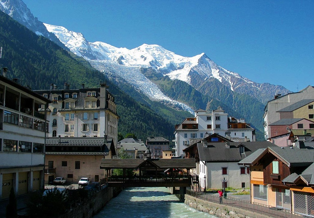 Chamonix france the best winter resorts of the world for Chamonix piscine