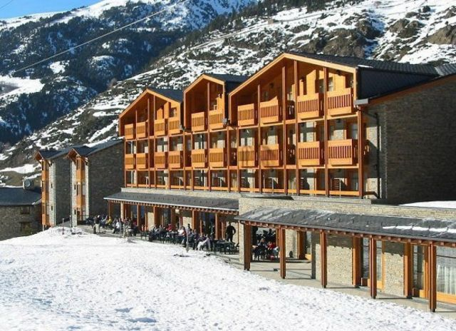 Soldeu-El Tarter, Andorra - Notable resort