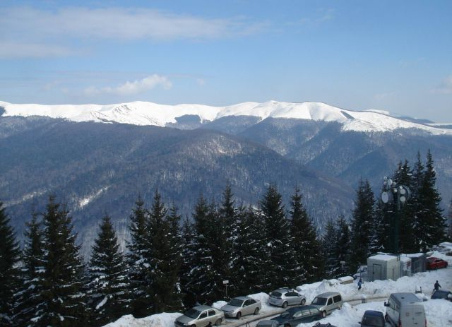 Sinaia, Romania - Mountainous region