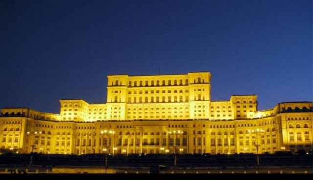The Palace of the Parliament, Bucharest - Amazingly Beautiful Complex Building
