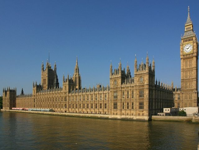 The Houses of Parliament, London - Majestic Building
