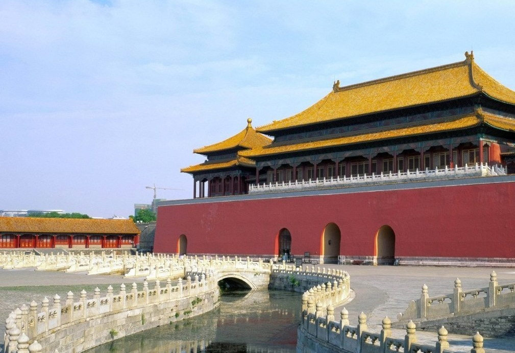 The Imperial Palace, Beijing - Beautiful place