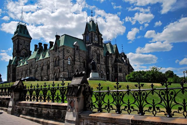 The Parliament of Canada,Ottawa - Incredible Building