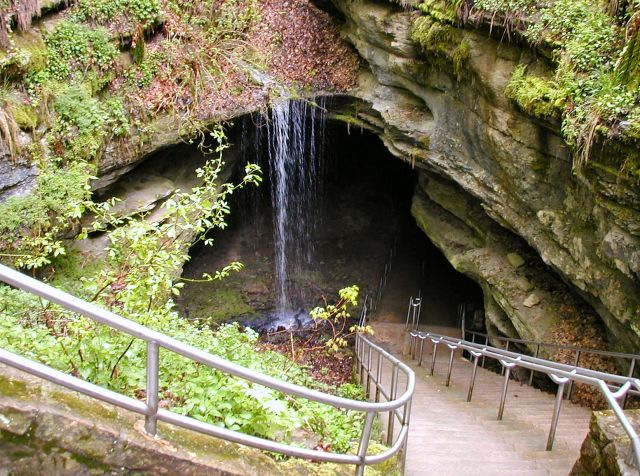 Mammoth Cave National Park, U.S.A. - Beautiful scenery