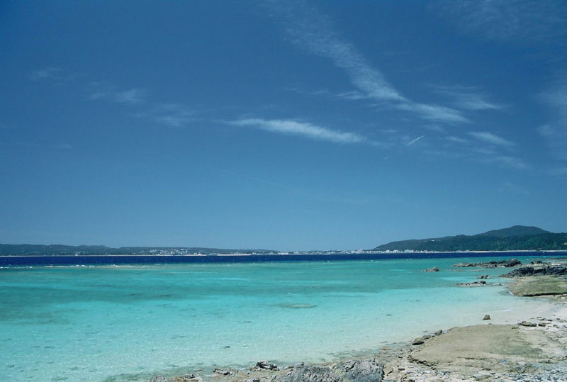Okinawa Island - Beautiful landscape