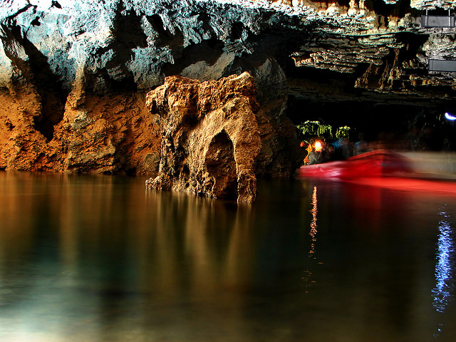 Ali-Sadr Cave, Iran - Beautiful creation of the Nature