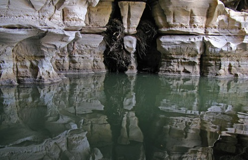 Sof Omar Caves, Ethiopia - Reflections