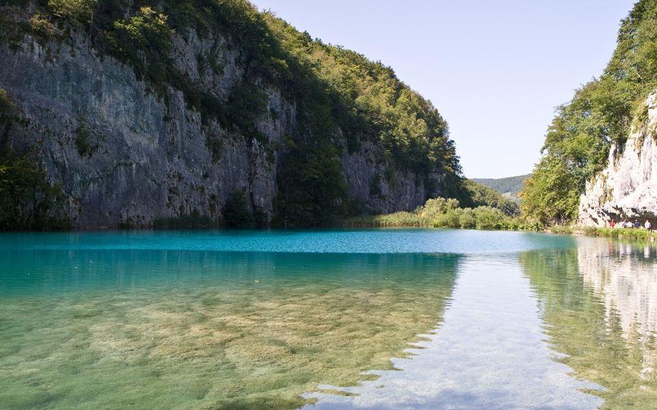 The Plitvice Lakes National Park - Fabulous view