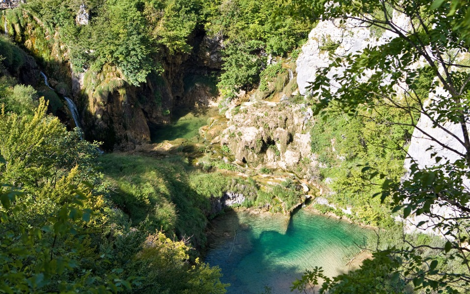 The Plitvice Lakes National Park - Fairytale place