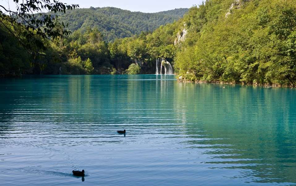 The Plitvice Lakes National Park - Fantastic view