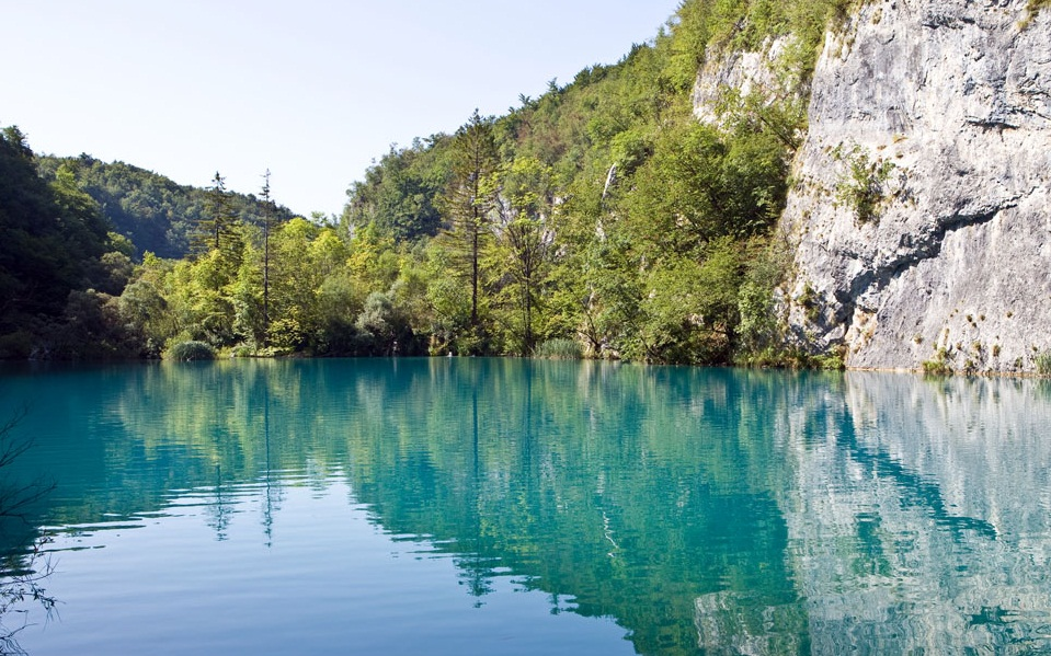 The Plitvice Lakes National Park - Incredible beauty