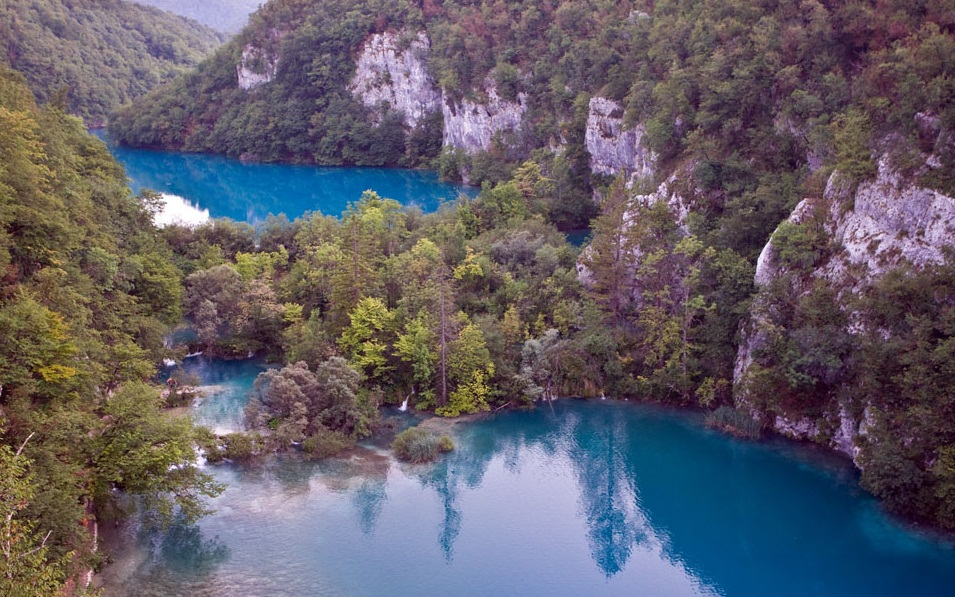 The Plitvice Lakes National Park - Notable place