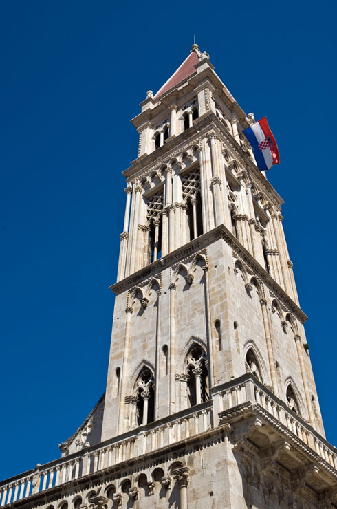 The Cathedral of St.Lawrence - Most significant monument of Croatia