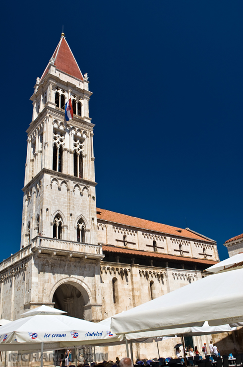 The Cathedral of St.Lawrence - Wonderful monument in Trogir