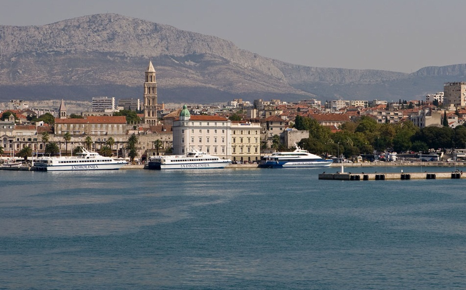 Split - Charming Croatian city