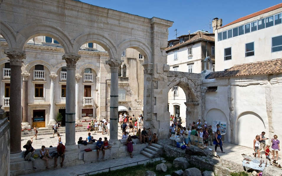 Split - Roman buildings