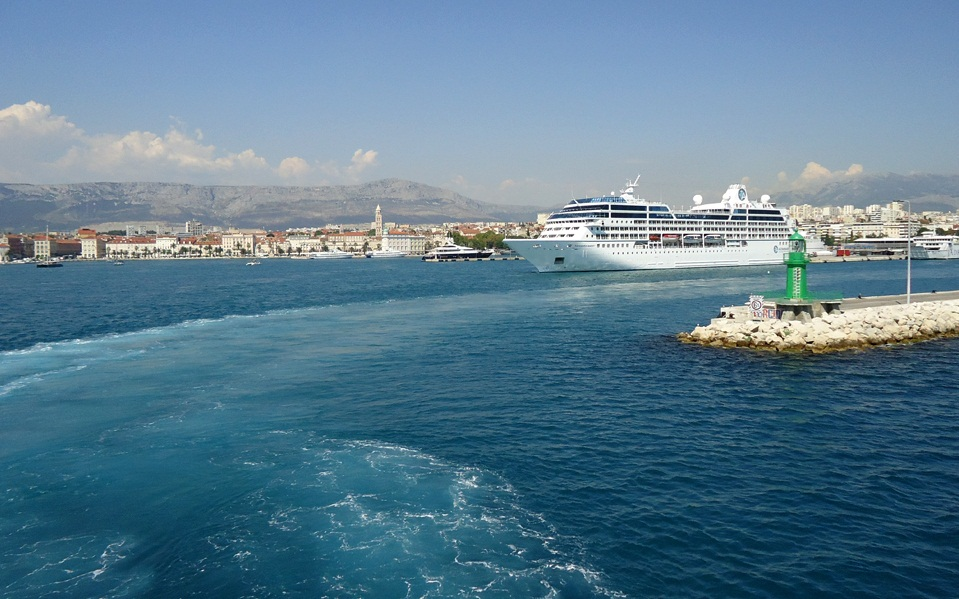 Split - The largest port city of Dalmatia