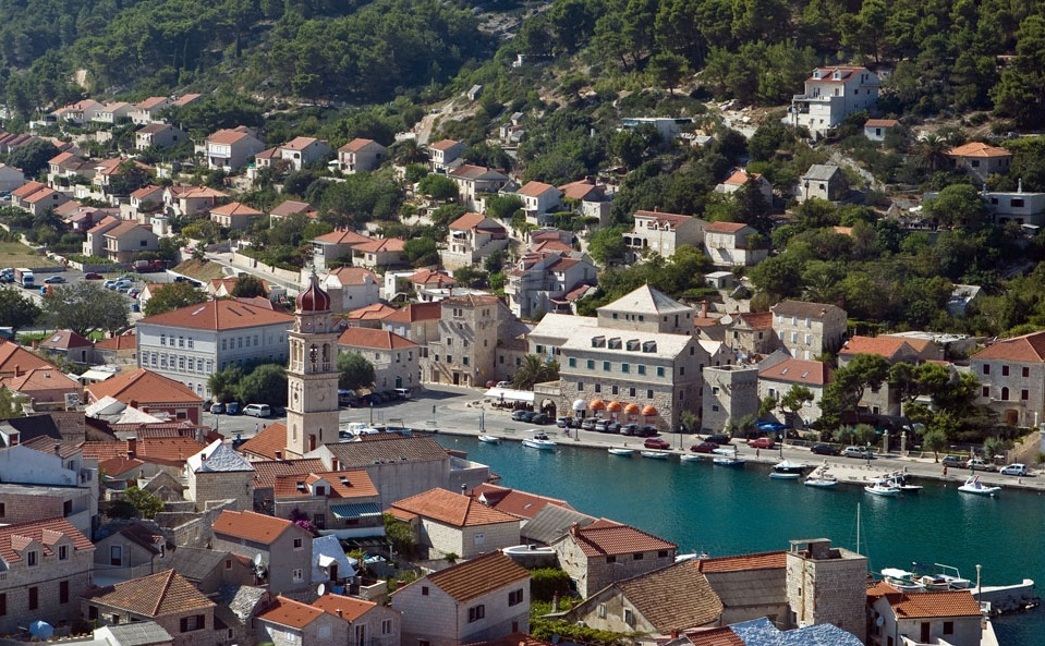 Brac Island - Beautiful Croatian Island
