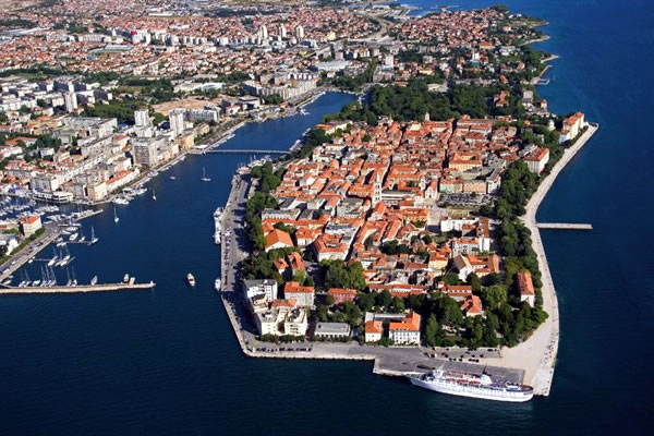Zadar - Fascinating resort