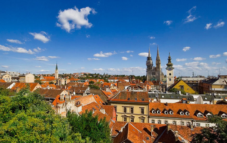 Zagreb - Grandiose capital city