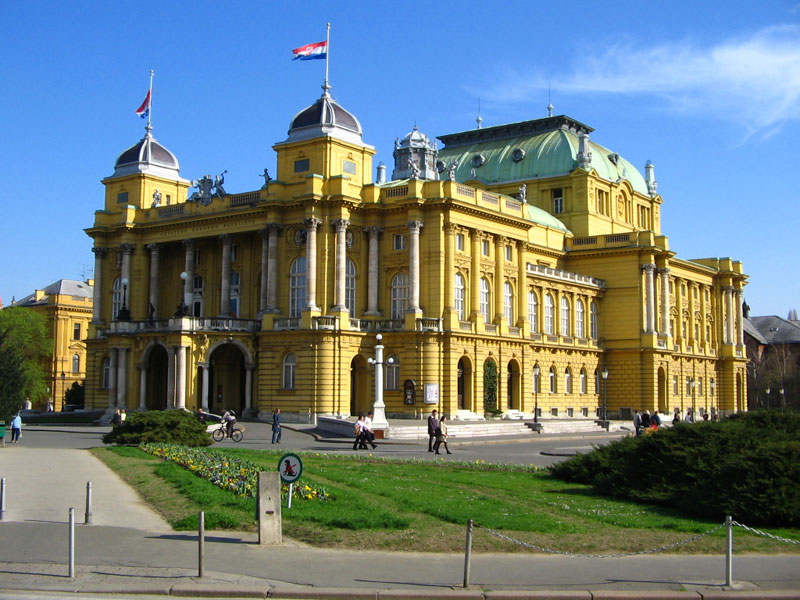 Zagreb - Treasure of History