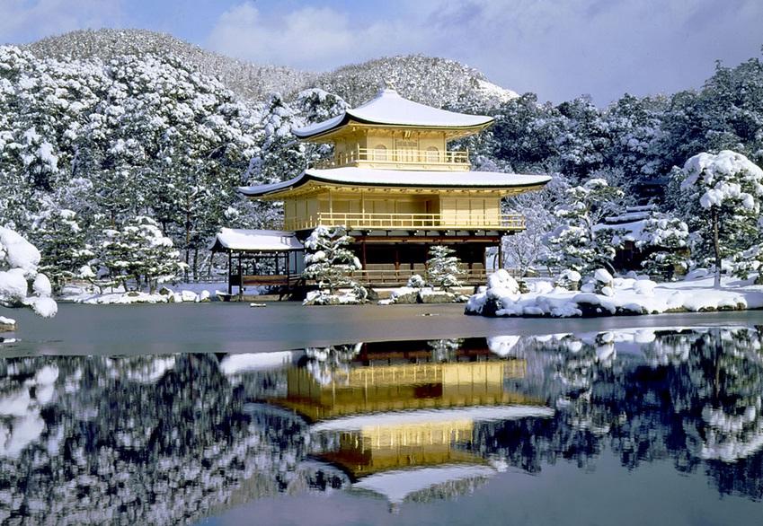 Kinkaku-ji Temple in Kyoto - Top places to visit in Japan