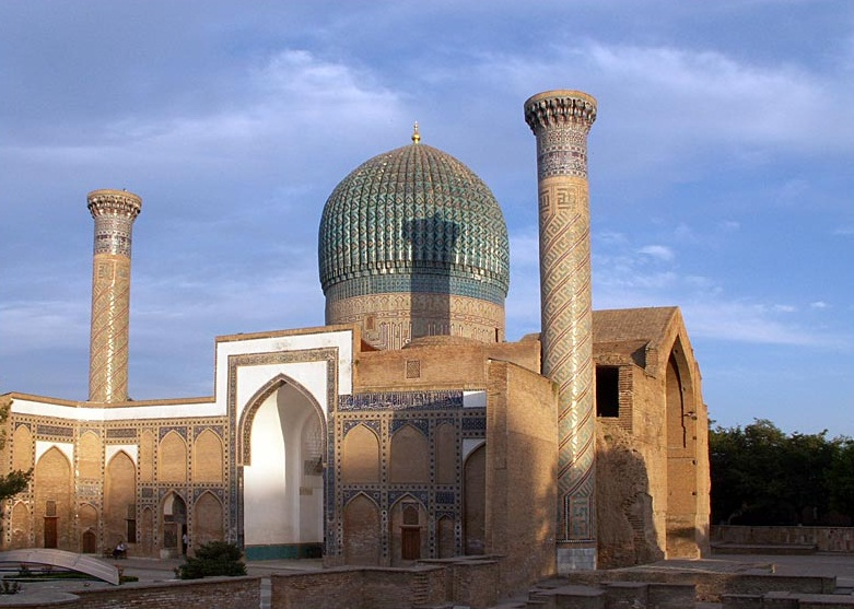 Gur-Emir Mausoleum  - Beautiful Mausoleum