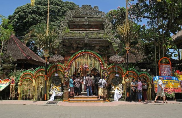 Ubud - The cultural center of Bali
