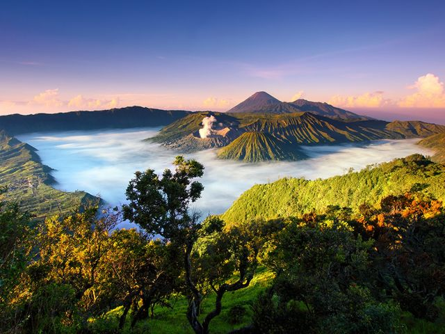 The Island of Java - Indonesian beauty