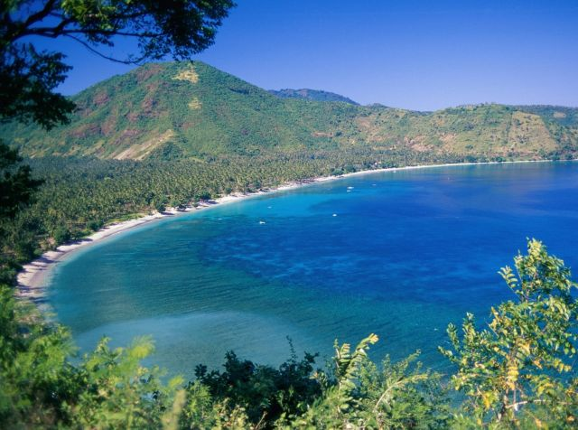 The Island of Lombok - Marvelous view