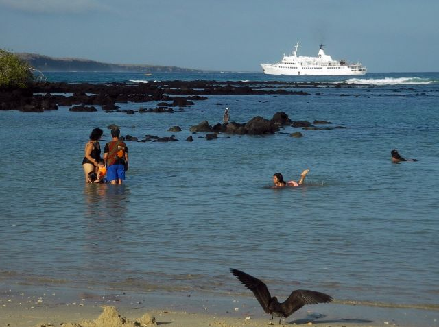 The Galapagos Islands - Tropical Blue Water