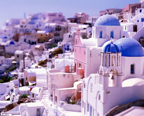 Santorini - The Myth of Atlantis