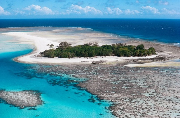 The Great Barrier Reef Islands - Beautiful Island