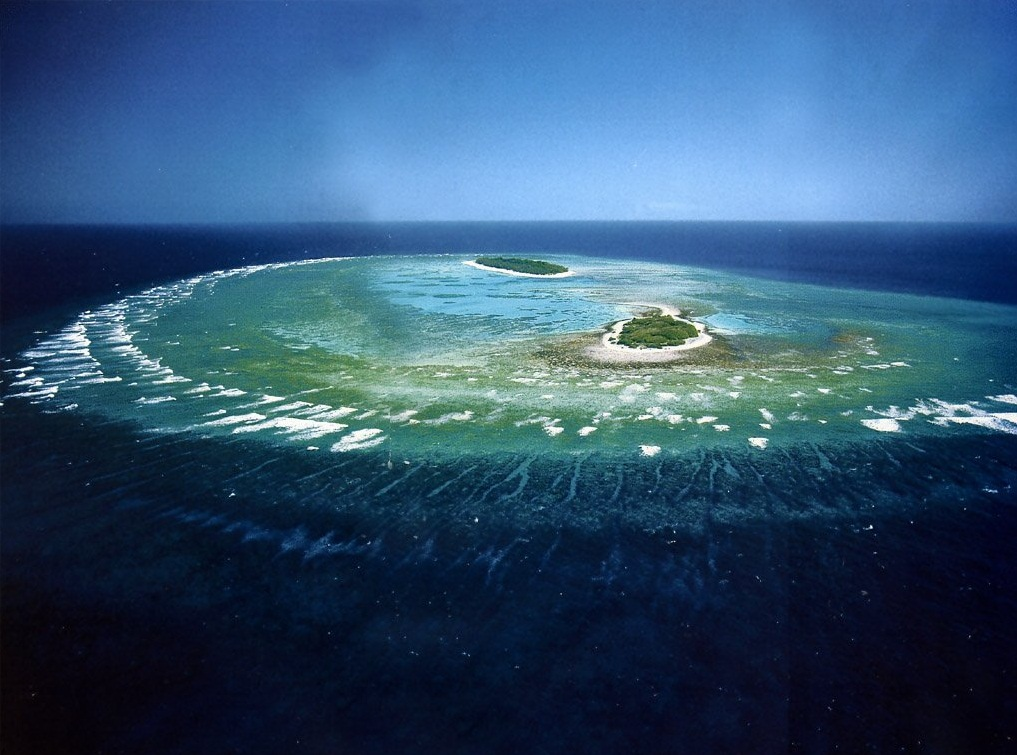 The Great Barrier Reef Islands - Coral Ridge