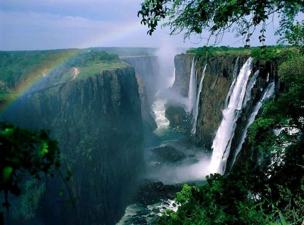 Victoria Falls - Magnificent Waterfall