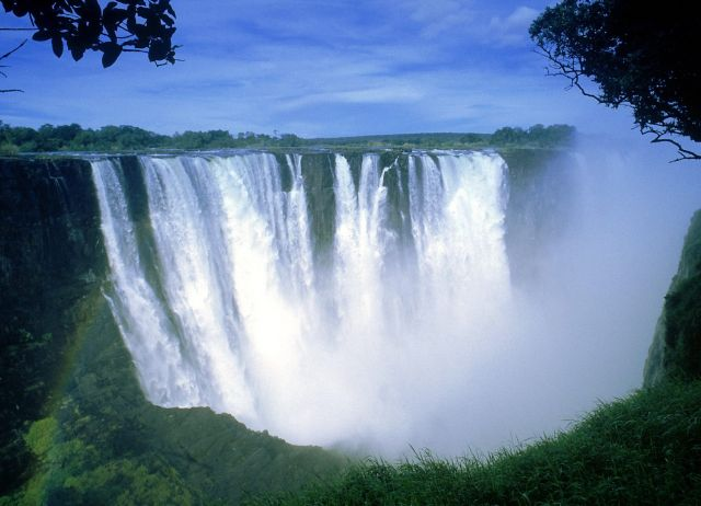 Victoria Falls - Natural Wonder of the World