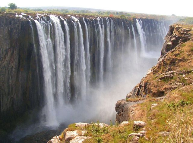 Victoria Falls - The Largest Waterfall in the World